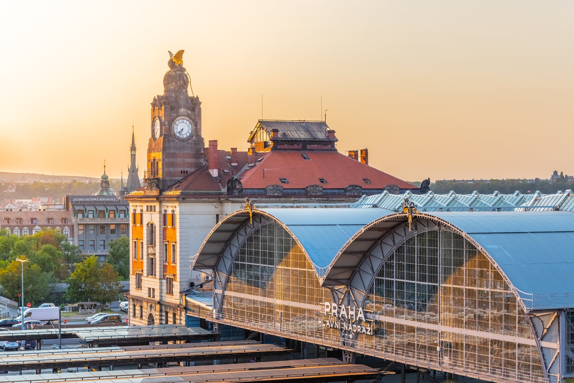 Czech Railway – History, Interesting Facts and Trips