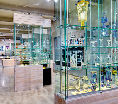 The living craft of glass making in Karlovy Vary