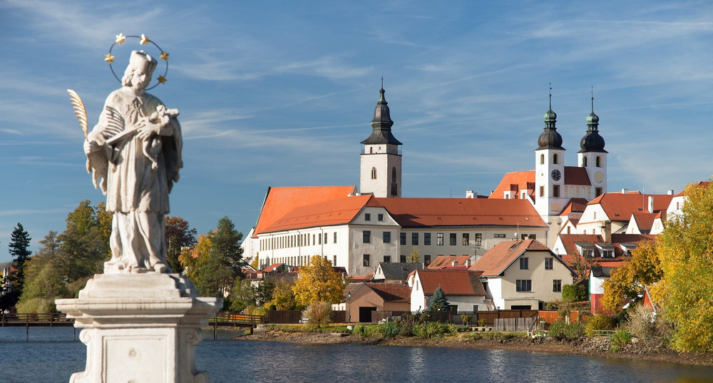 Jesuit College in Telč