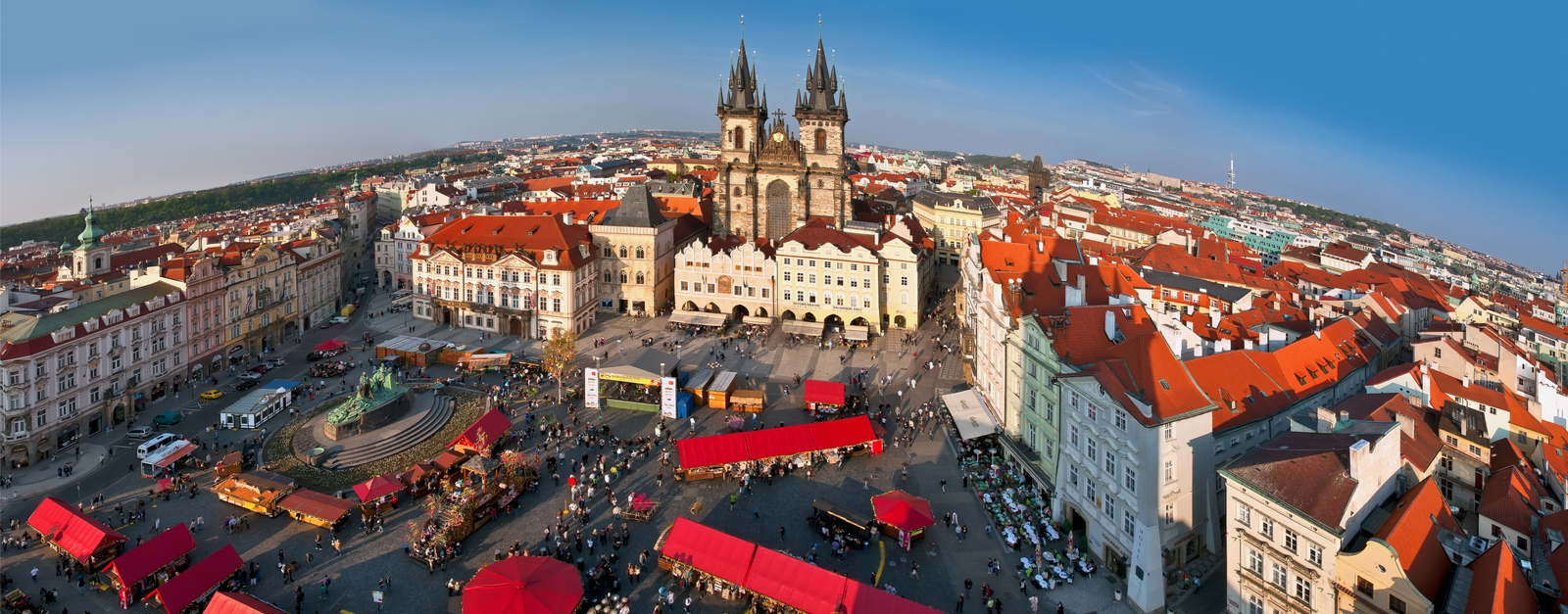 Experience the Magic of the Prague Easter Markets