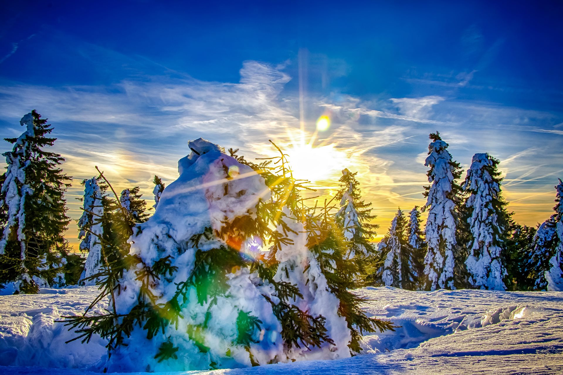 Top tips for winter experiences in the Krušné Mountains