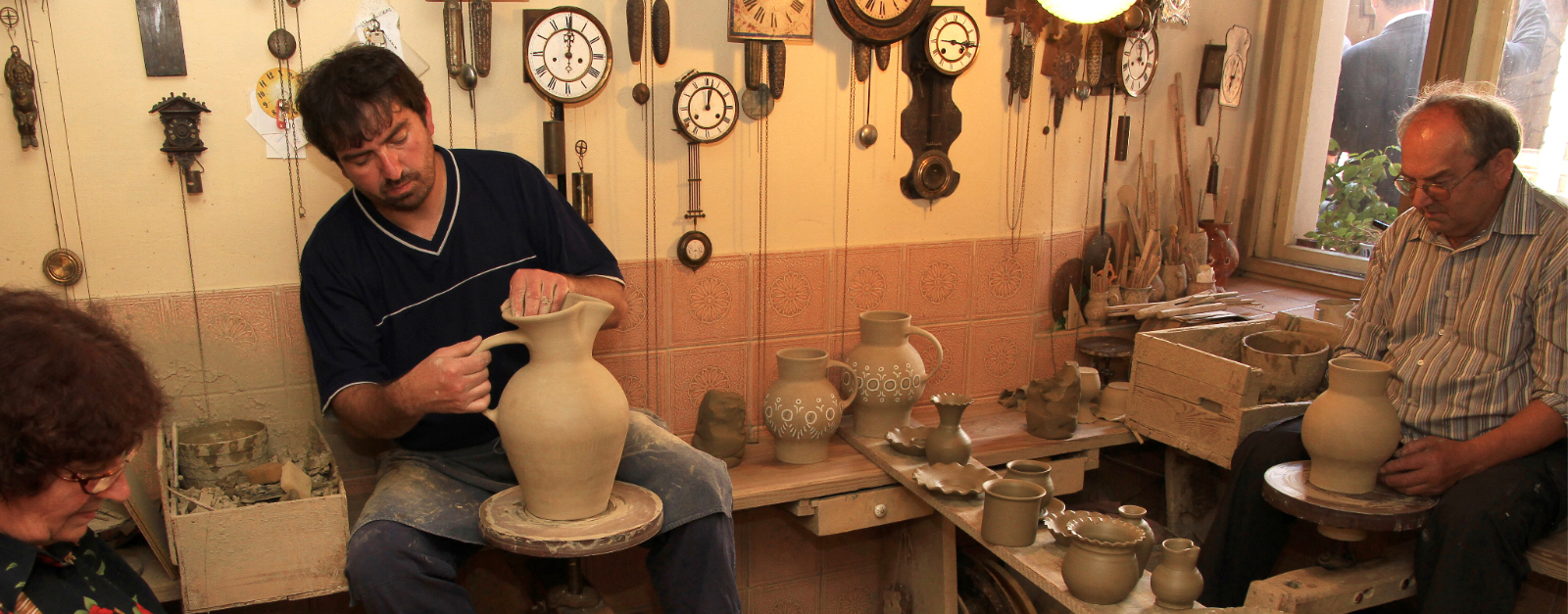 Koloveč – Museum of Technology and Crafts and traditional folk ceramics
