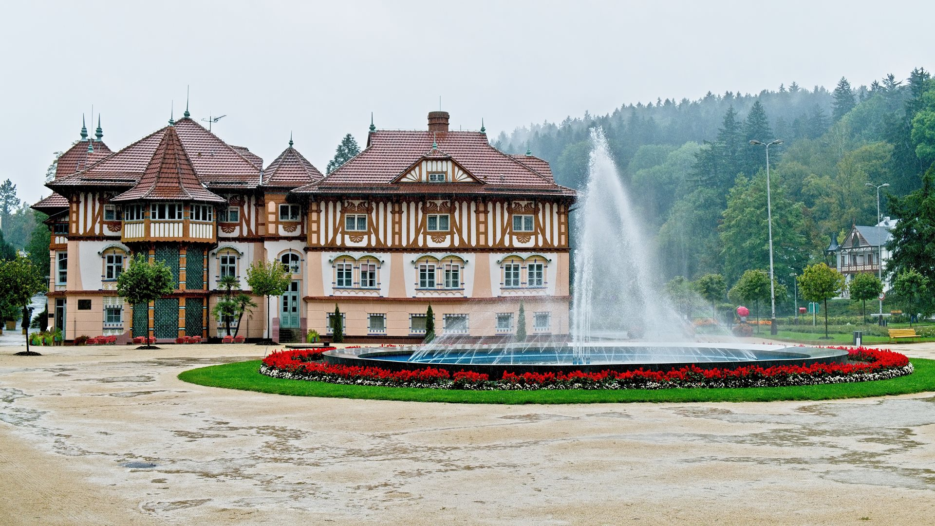 Luhacovice Spa