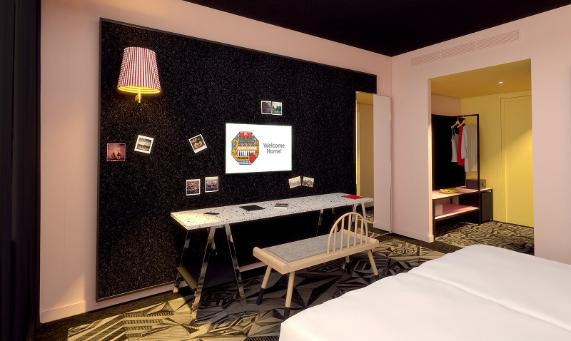 MAMA Shelter Hotel Joins the Art District of Holešovice in Prague