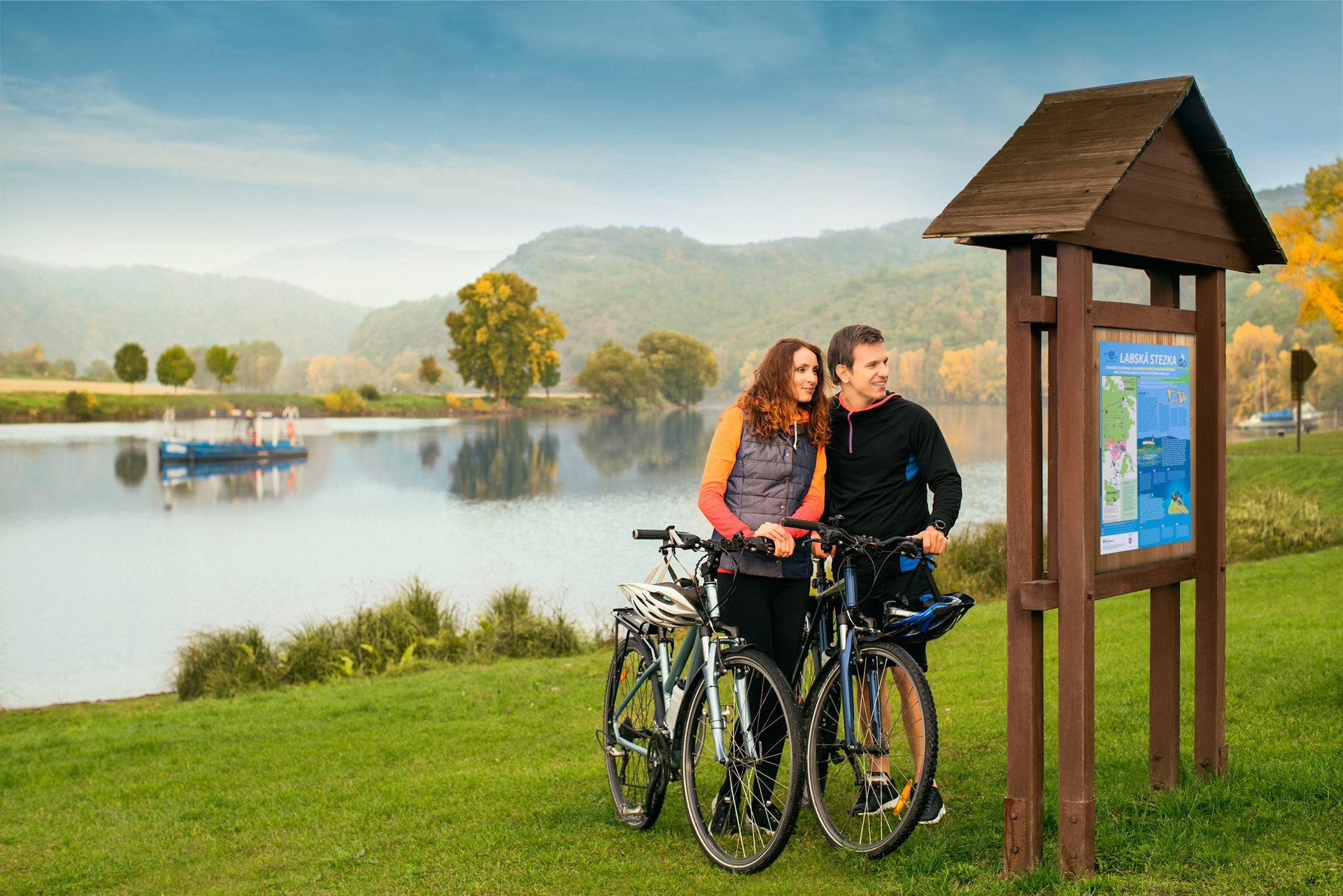 Romance and Adventure on the Elbe Cycle Route