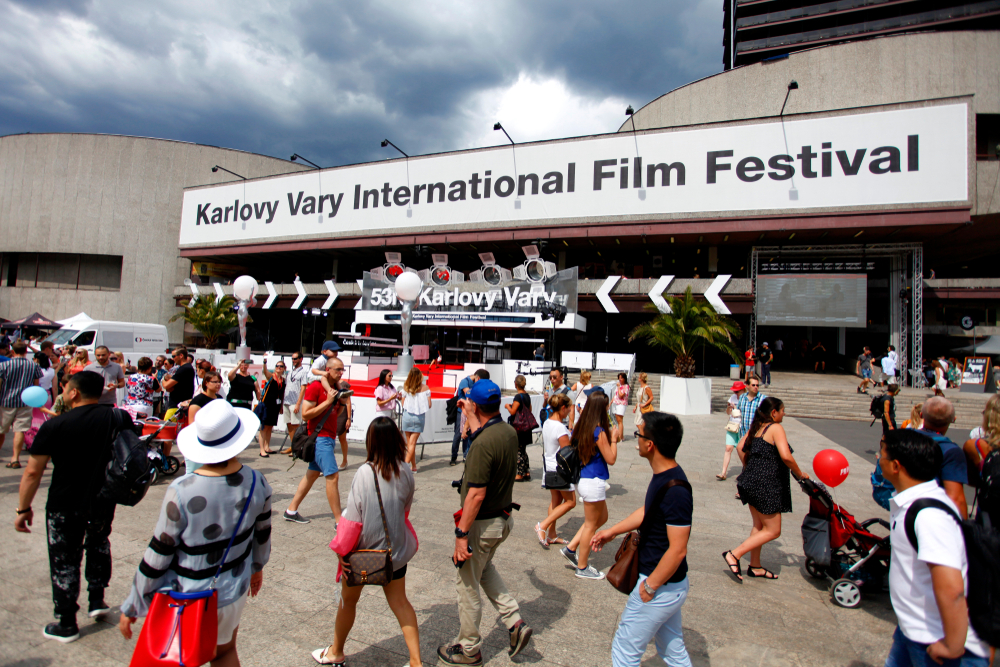 The Karlovy Vary International Film Festival to be held in August