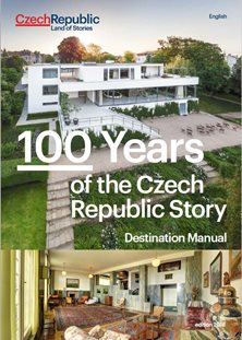 Destination Manual - 100 Years of the Czech Republic Story