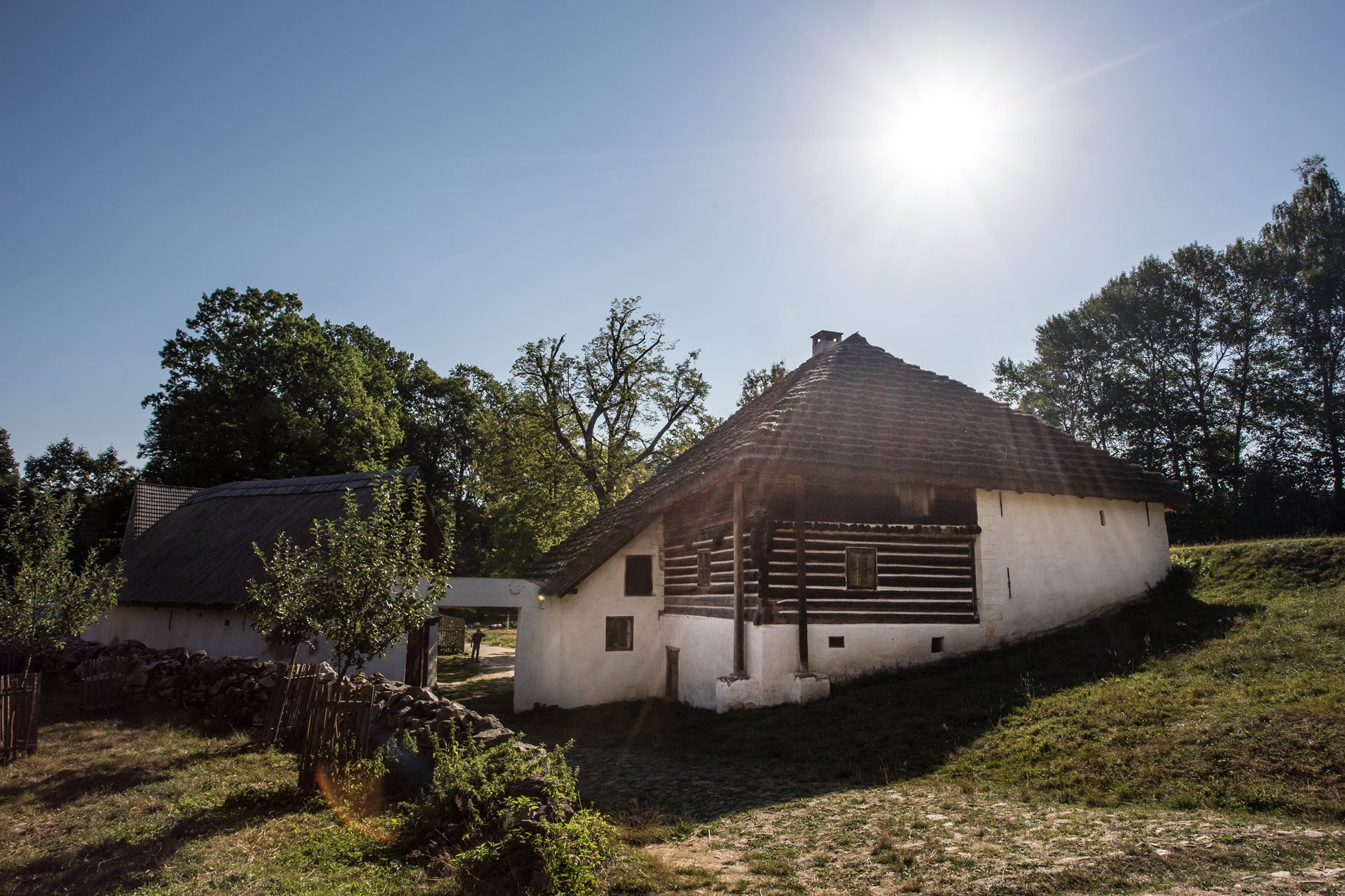 Hoslovice Watermill