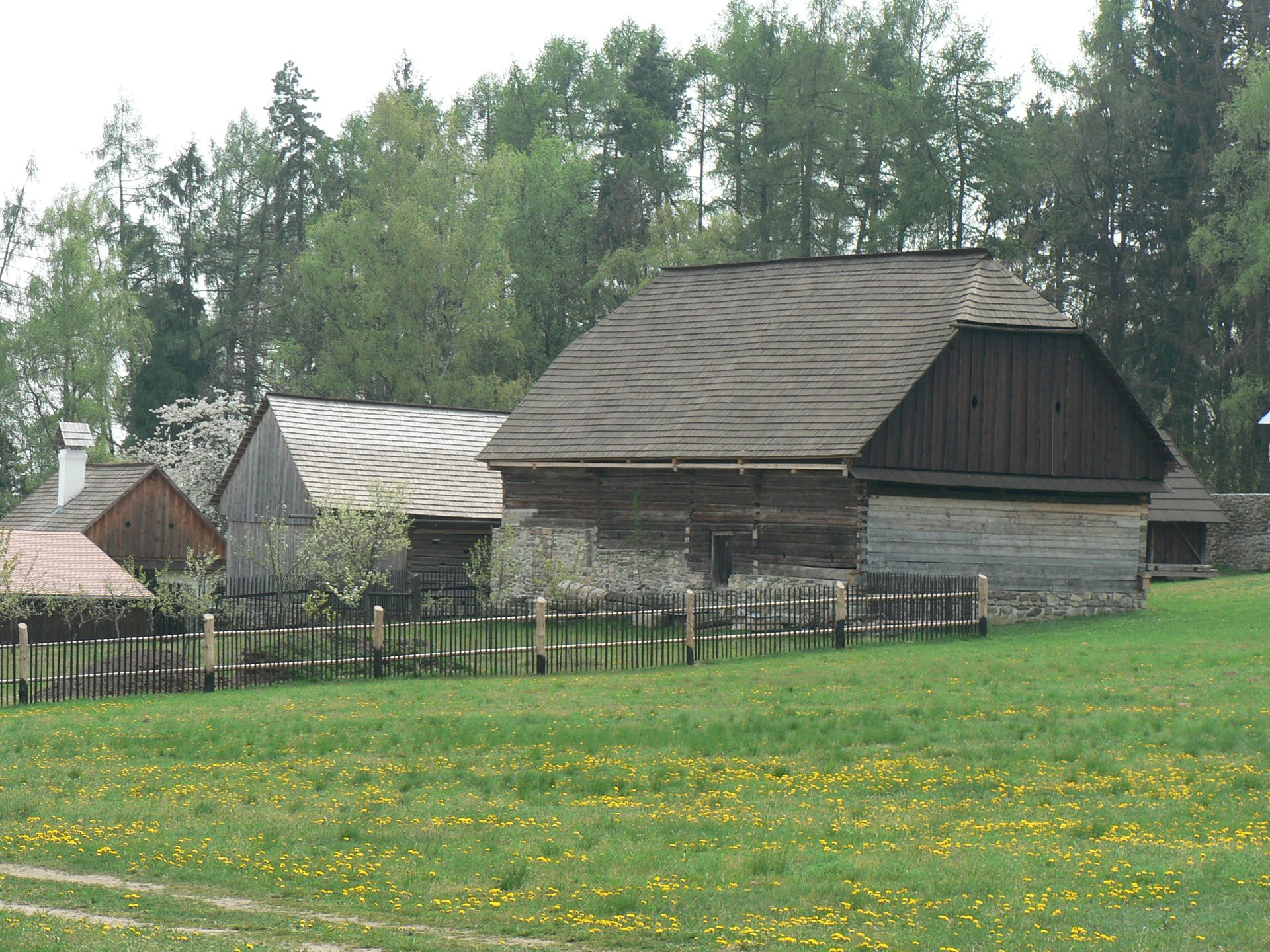 Chanovice Open Air Museum