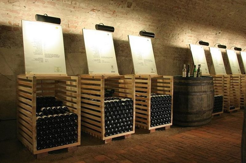 National Wine Centre in Valtice