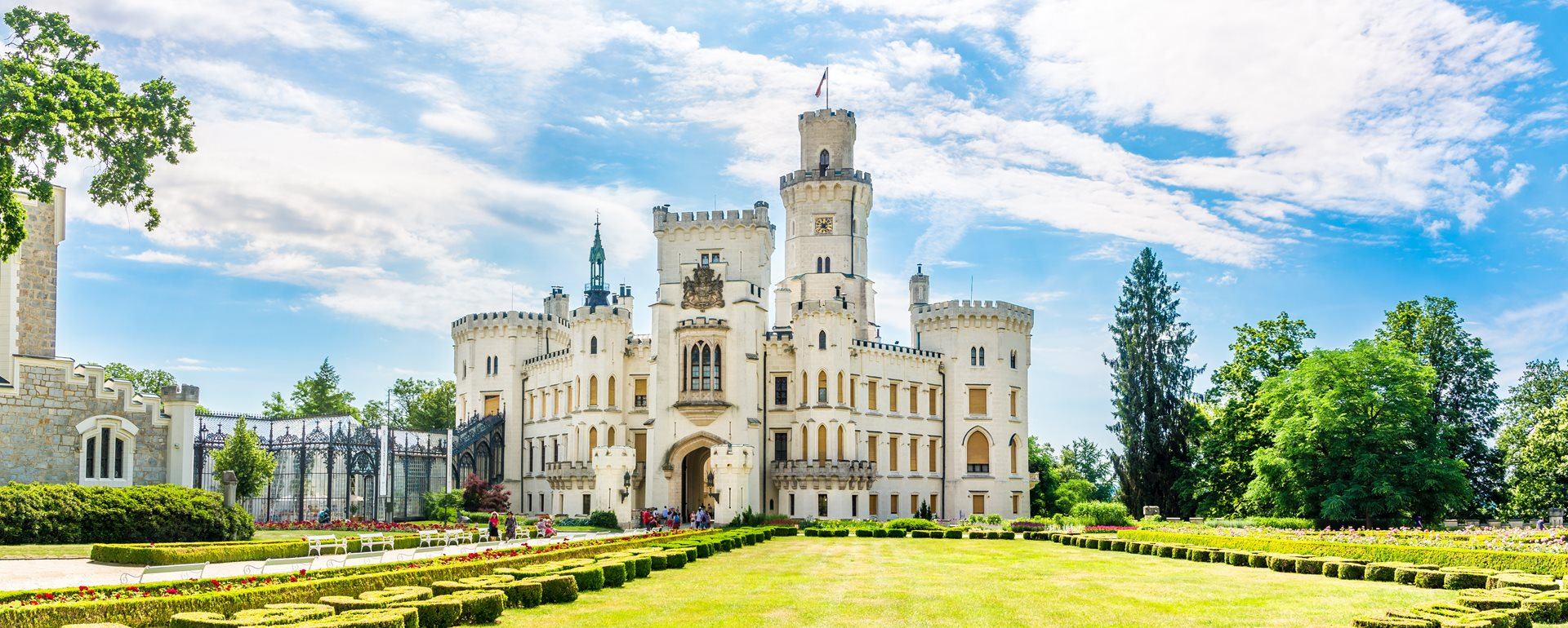Fall in Love with the Fairy Tale Castles of South Bohemia, Czech Republic
