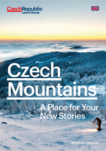 Czech Mountains: A Place for Your New Stories