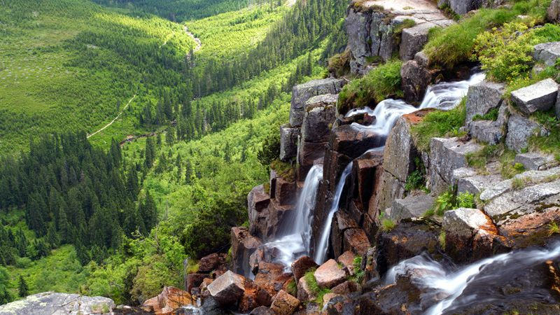 See the Czech Republic on foot – the most beautiful areas and landscape
