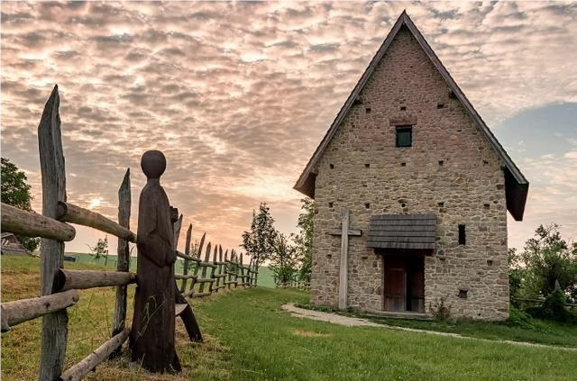 Cyril and Methodius Trail recognized as the Cultural route of the Council of Europe.