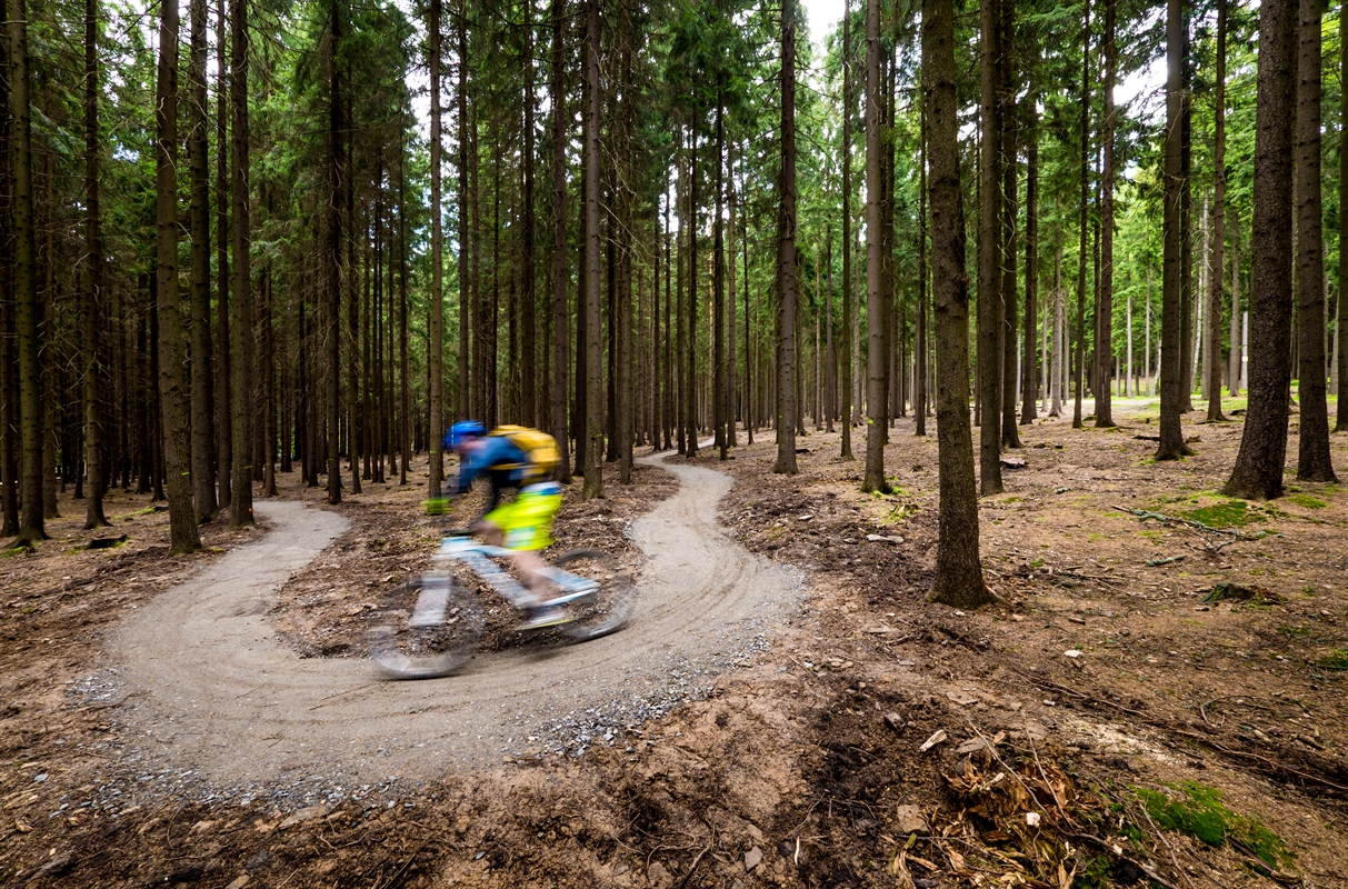 Best cycling single tracks