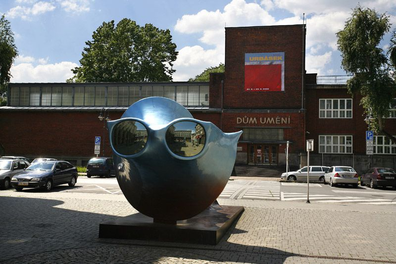 Gallery of Fine Art in Ostrava