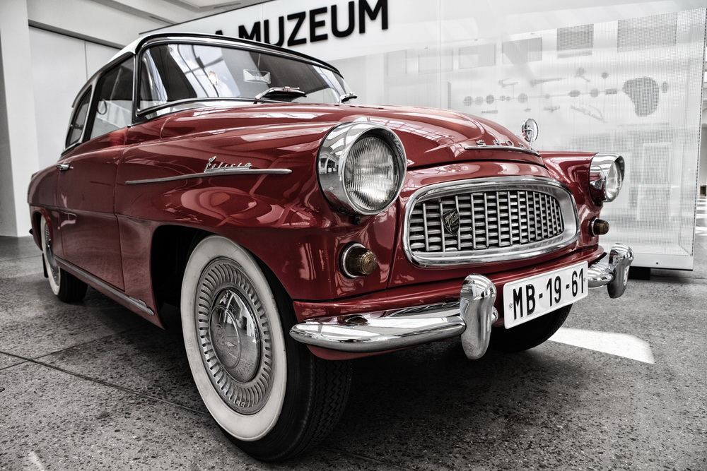 Škoda Auto: From Bicycles to a Global Manufacturer of Motor Vehicles