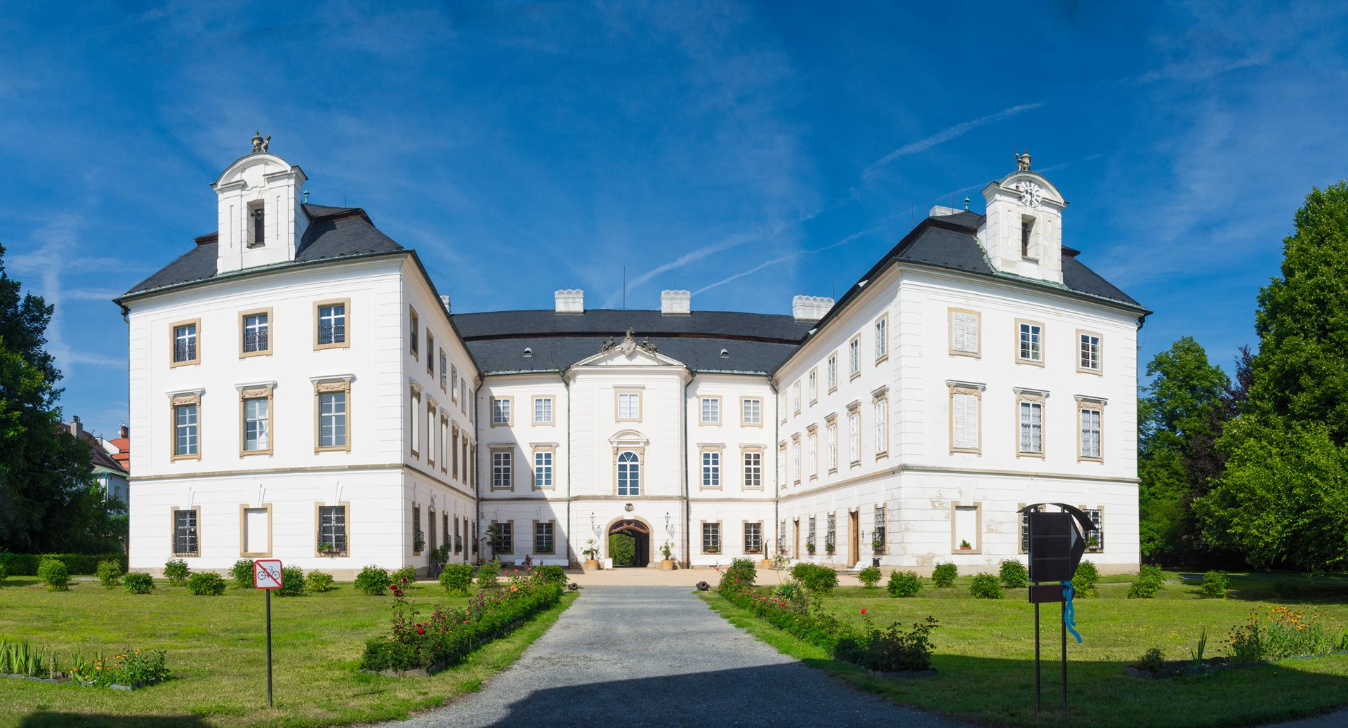 Vizovice Chateau