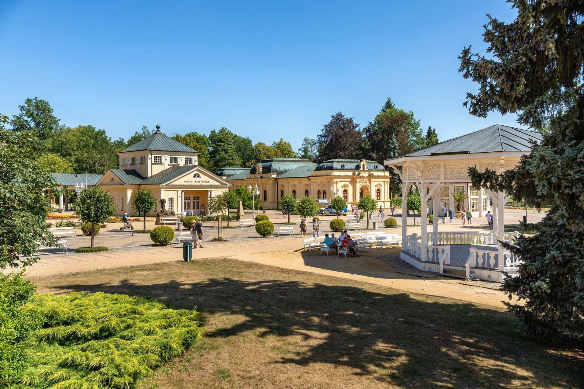 The Great Spas of Europe are heading for the World Heritage List