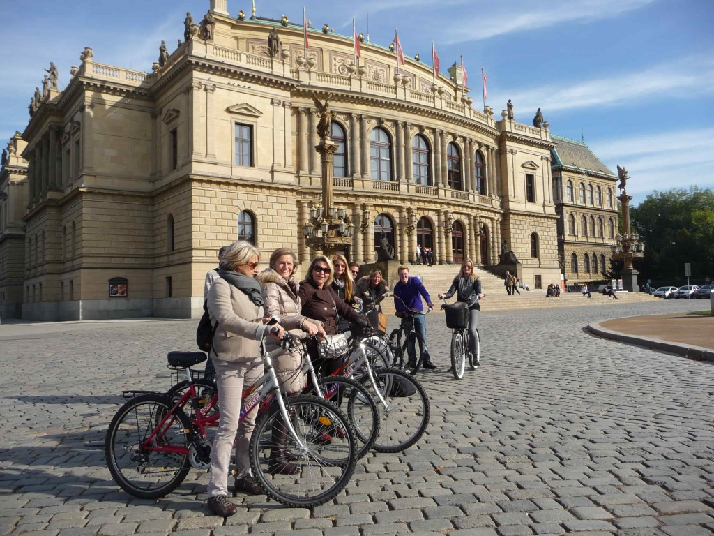 Prague Bike Tours