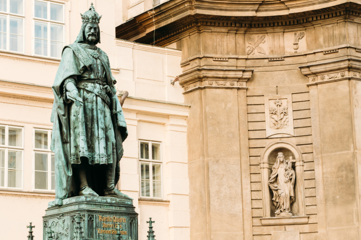 Czechs simply love Charles. Who was he and why should you know him?