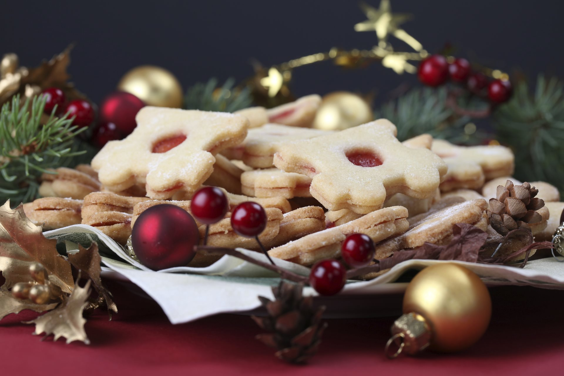 Get a Taste of Czech Christmas: A Lot of Cookies and Great Food