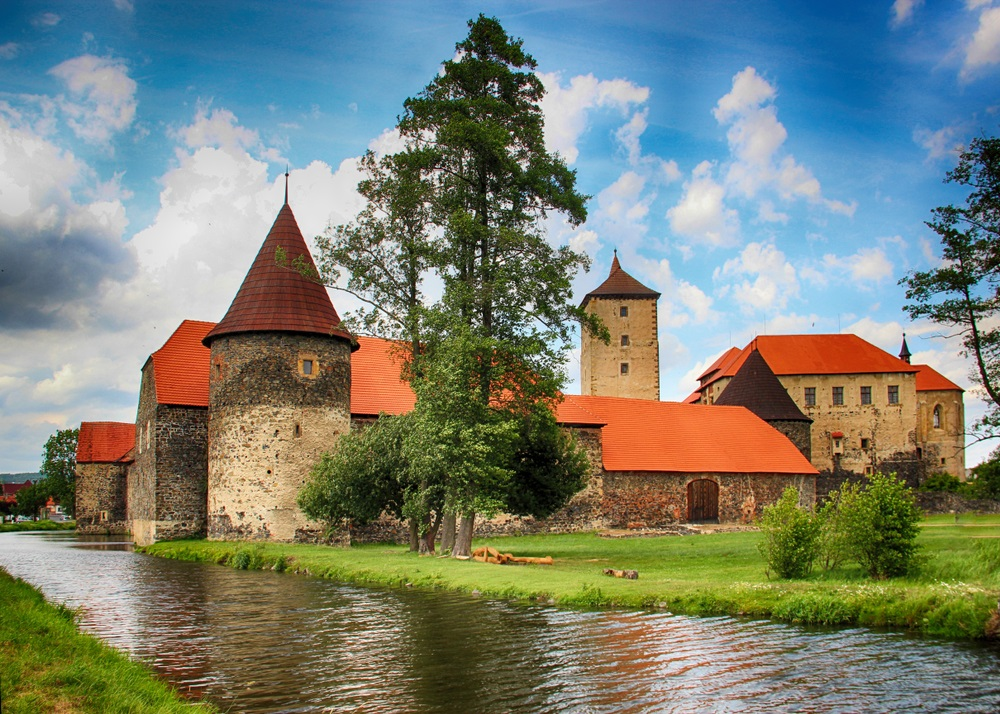 Czech Castles and Chateaus Where Children Won't Be Bored