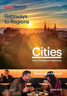 Destination Manual 2019 - Cities, Gateways to Regions