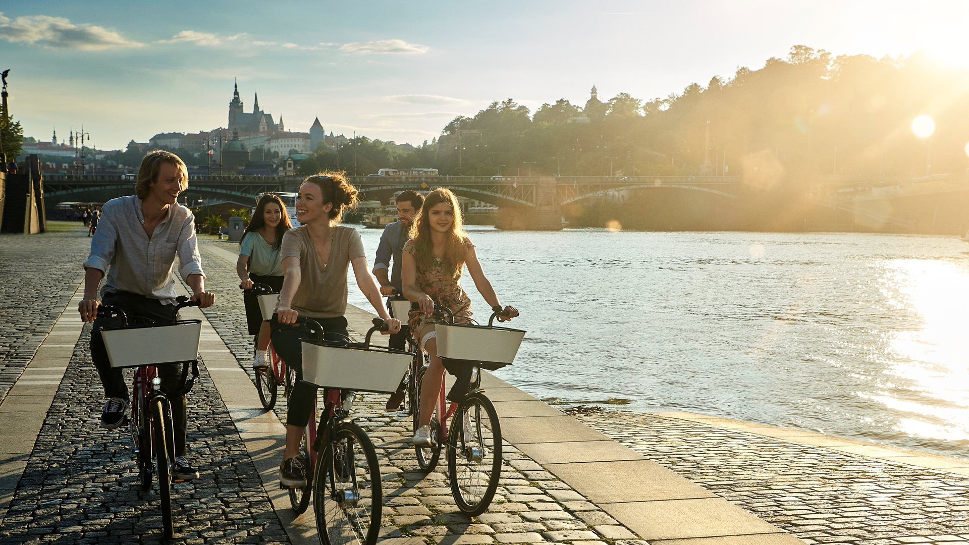 Summer Experiences in Prague