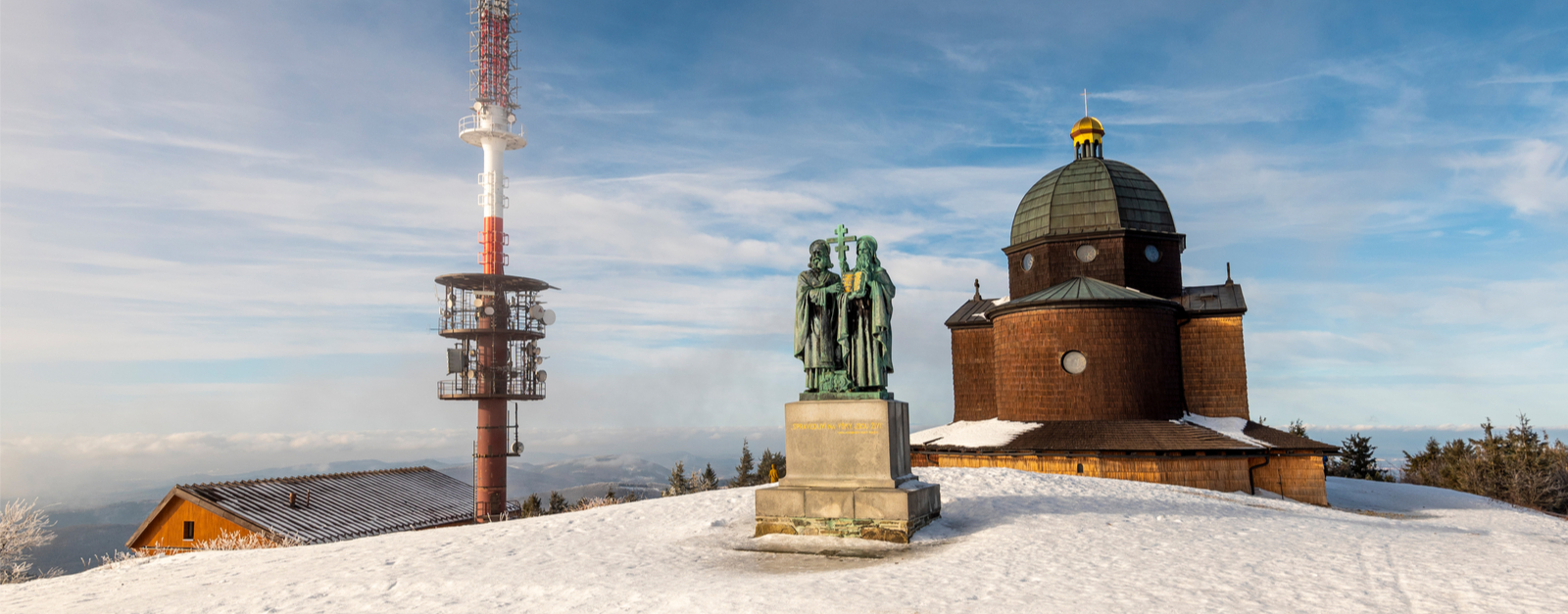 Visiting Radhošť in the Czech Republic: The Mountain, The Beer, The Legend