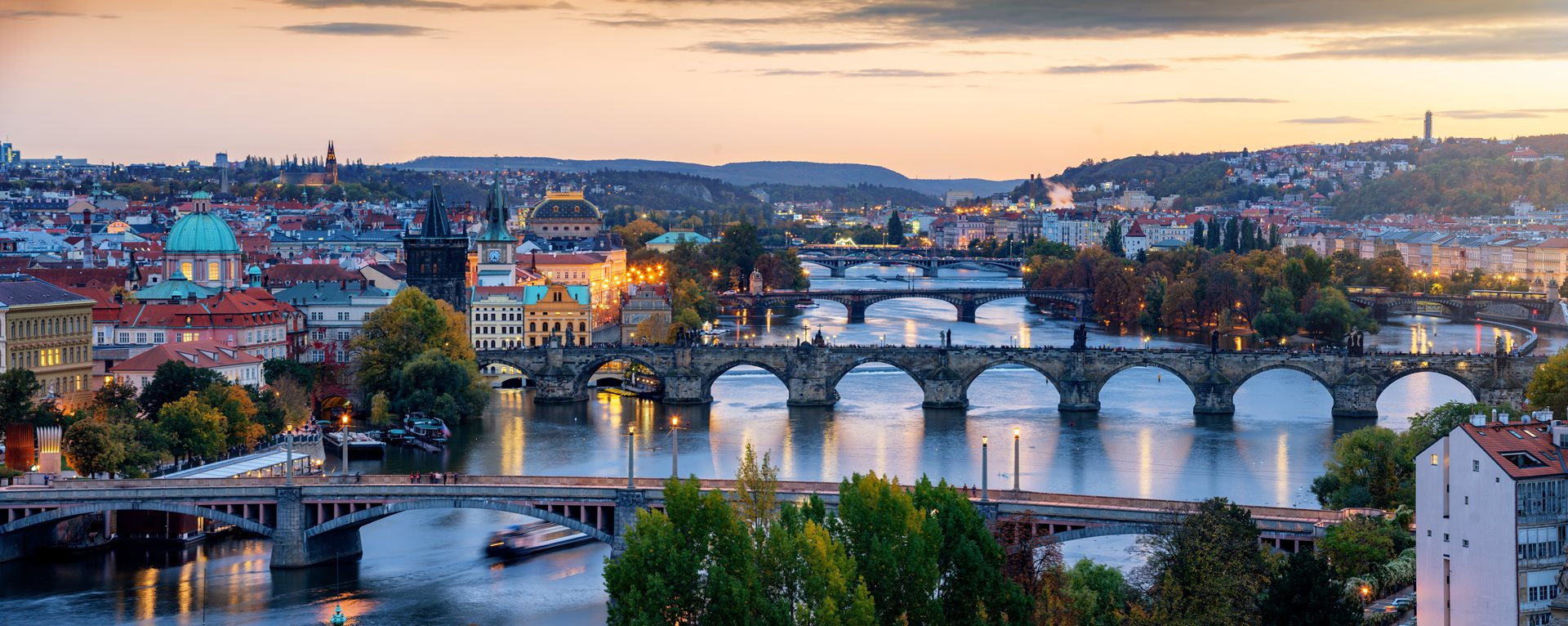 Prague Virtually